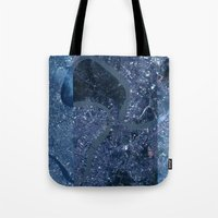 thailand Tote Bags featuring Bangkok Thailand by LERN