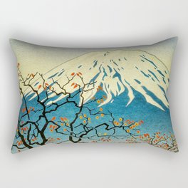 Morning Praying to Yahnamm Rectangular Pillow