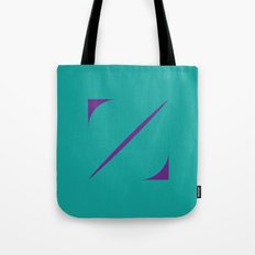 Z like Z Tote Bag