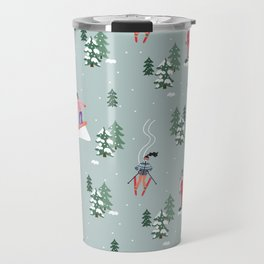 Snow Day Travel Mug