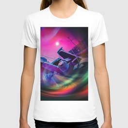 Our world is a magic - Time Tunnel 2 T-shirt