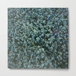 Infinite Shades of Green No. 7 Metal Print