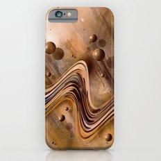 Chocolate Waves iPhone 6s Slim Case