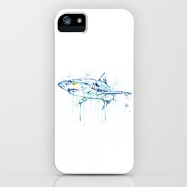 Shark - Toothy iPhone Case