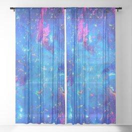 Bloo Sheer Curtain