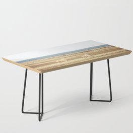Two Oregon Horses Coffee Table