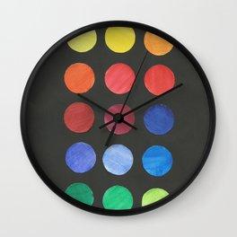 Nox Caelo Wall Clock