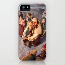 No Greater Love iPhone Case