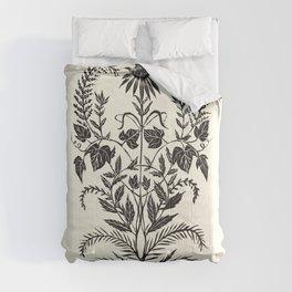 Wild Weeds Comforters