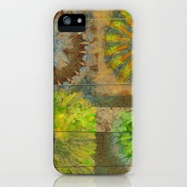 Twinged K-Naked Flower  ID:16165-123043-49351 iPhone Case