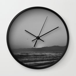 138 | venice beach Wall Clock