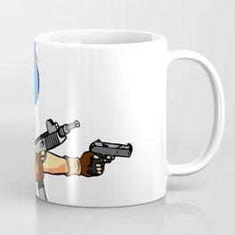 Lady Launch Coffee Mug