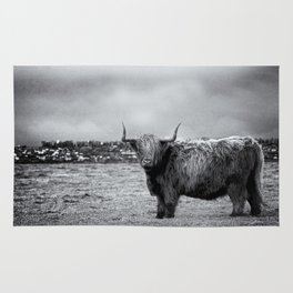 The Highland Coo Rug