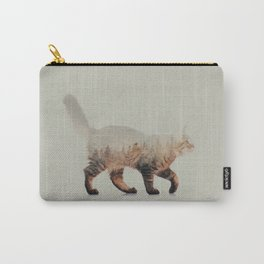 Cat: Maine Coon Carry-All Pouch