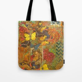 Think Positive Jeremiah Tote Bag