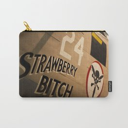 Strawberry B*tch Carry-All Pouch