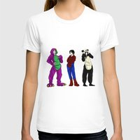 scary T-shirts featuring Scary by Rabiscos e Tal