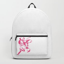 Follow the Pink Herd #700 Backpack