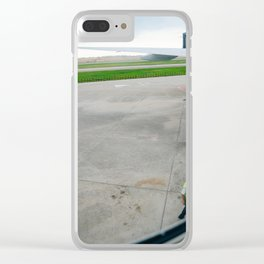 Takeoff Clear iPhone Case