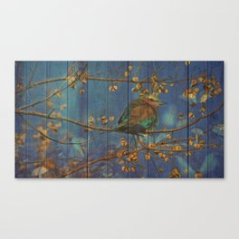 Dream Forest - Textured Canvas Print