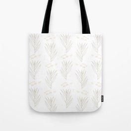 White Willow Tote Bag