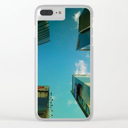 Heads up NY Clear iPhone Case