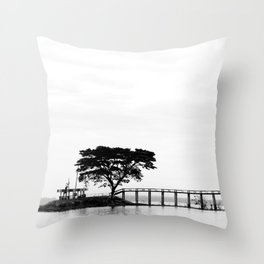 Arbor Vitae Throw Pillow