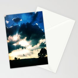 After storm Stationery Cards