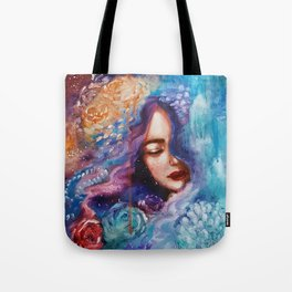 The Universe Owes Us Nothing Tote Bag