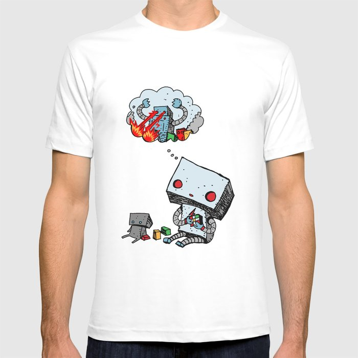 A Dream About the Future T-shirt