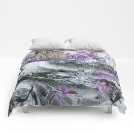 Fungal Ends Comforters