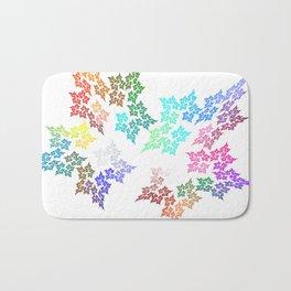 Transitionary Rainbow Bath Mat