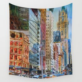 Broadway Wall Tapestry