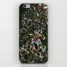 Holly Berries iPhone & iPod Skin