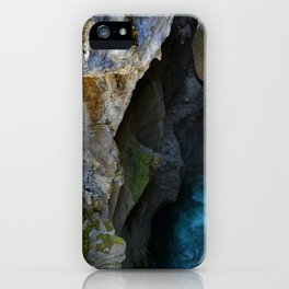 Darkness Within iPhone Case