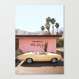 Thirteen Forty Five Canvas Print