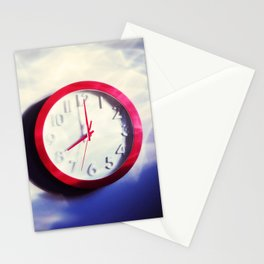 """""""fifteen minutes with you / well, I wouldn't say no"""" Stationery Cards"""