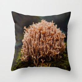 Not underwater shroomies Throw Pillow