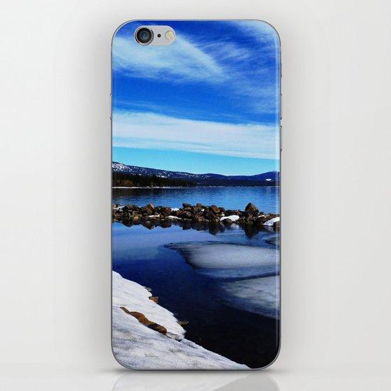 Tahoe City iPhone & iPod Skin