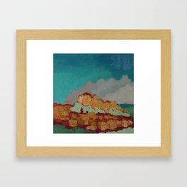 Scape 1 Framed Art Print