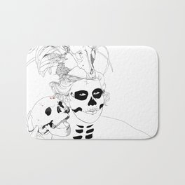 Voodoo Chille  Bath Mat
