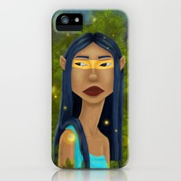 Tribal Elf iPhone Case