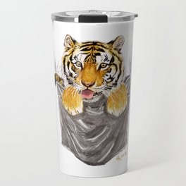 Pocket-Sized Gabrielle Tiger Travel Mug