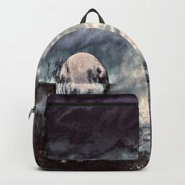 Double Moons Backpack