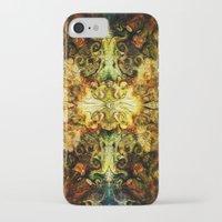 fibonacci iPhone & iPod Cases featuring Fibonacci 3 by Aleks7