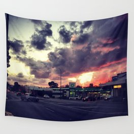 clouds 1 Wall Tapestry