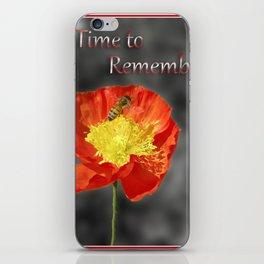 Remember iPhone Skin