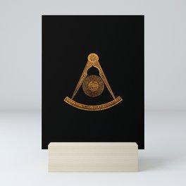 Moses Wolcott Redding - Compass Book Mini Art Print