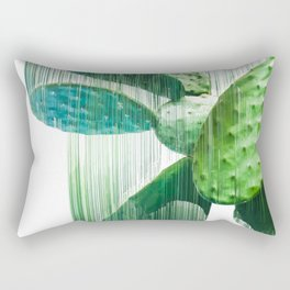 Faster than the speed of CACTUS Rectangular Pillow