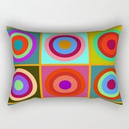 Kandinsky #20 Rectangular Pillow